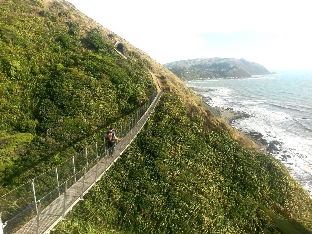Paekakariki to Pukerua Bay Trail