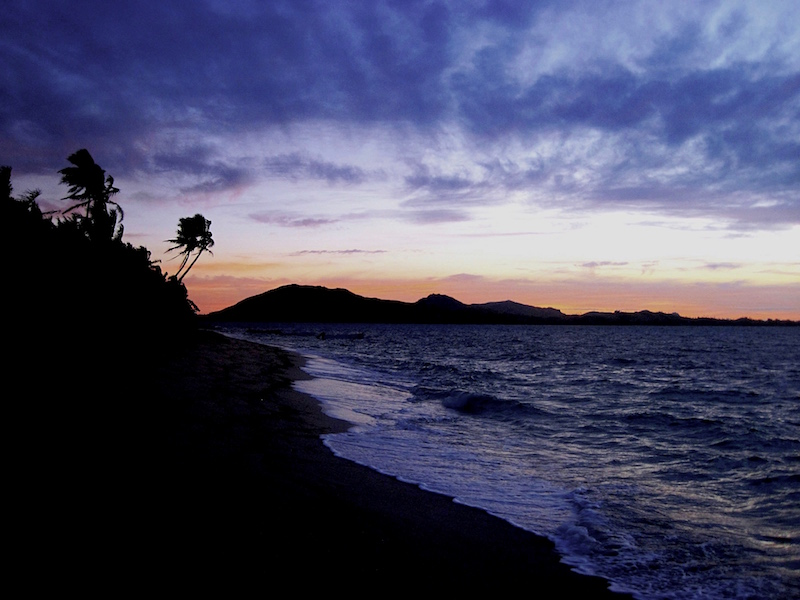 The Fijian Yasawa Islands