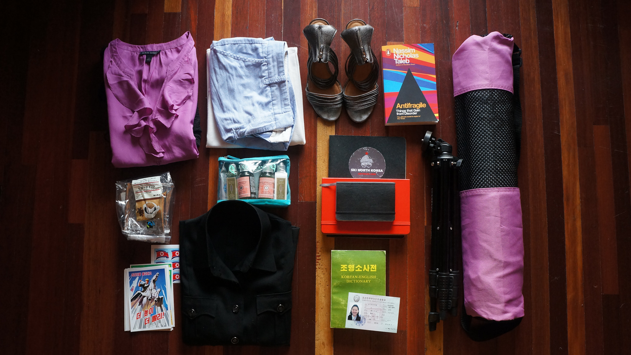 The Gap Year Traveller's Guide to Efficient Packing