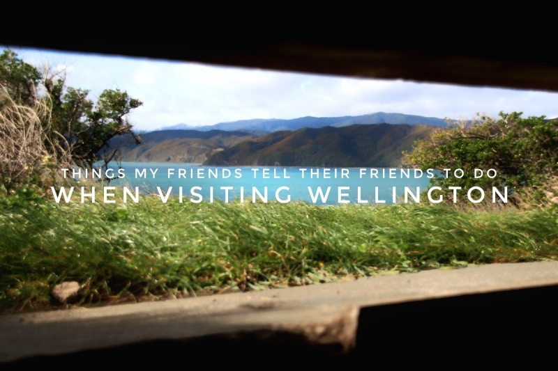The Things My Friends Tell Their Friends To Do When Visiting Wellington