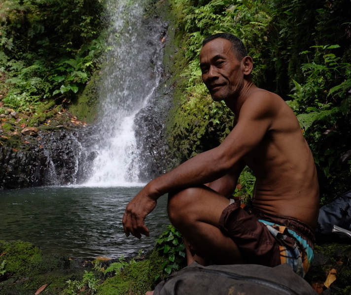 Six Waterfalls Hike Pohnpei Federated States of Micronesia