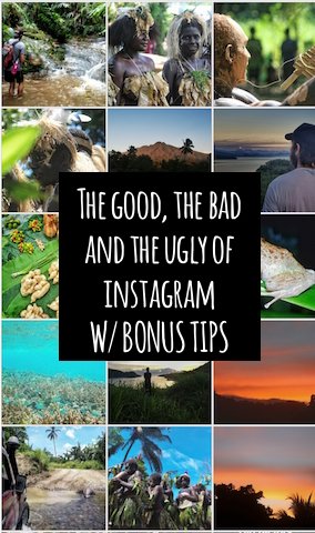 The Good, the Bad and the Ugly of Instagram with bonus TIPS