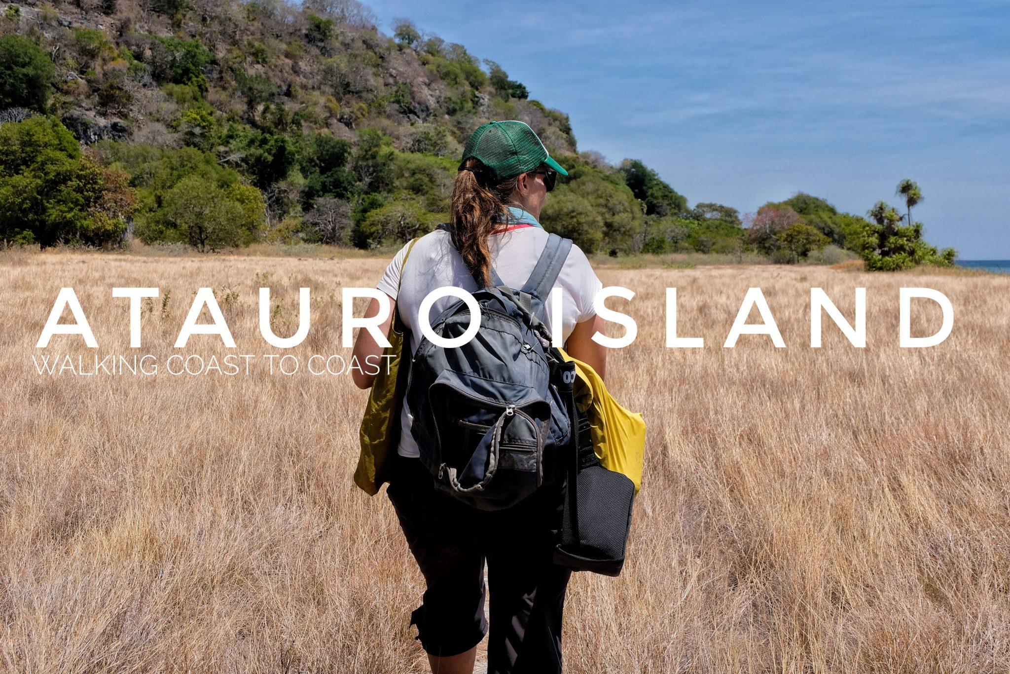 Atauro Island, Timor Leste   Beloi to Adara