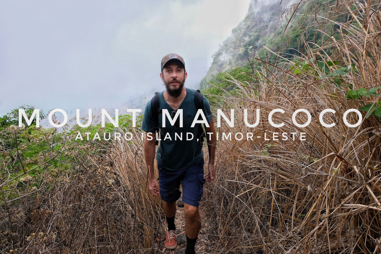 Mount Manucoco, Timor-Leste | Hiking to Atauro Island's Highest Point