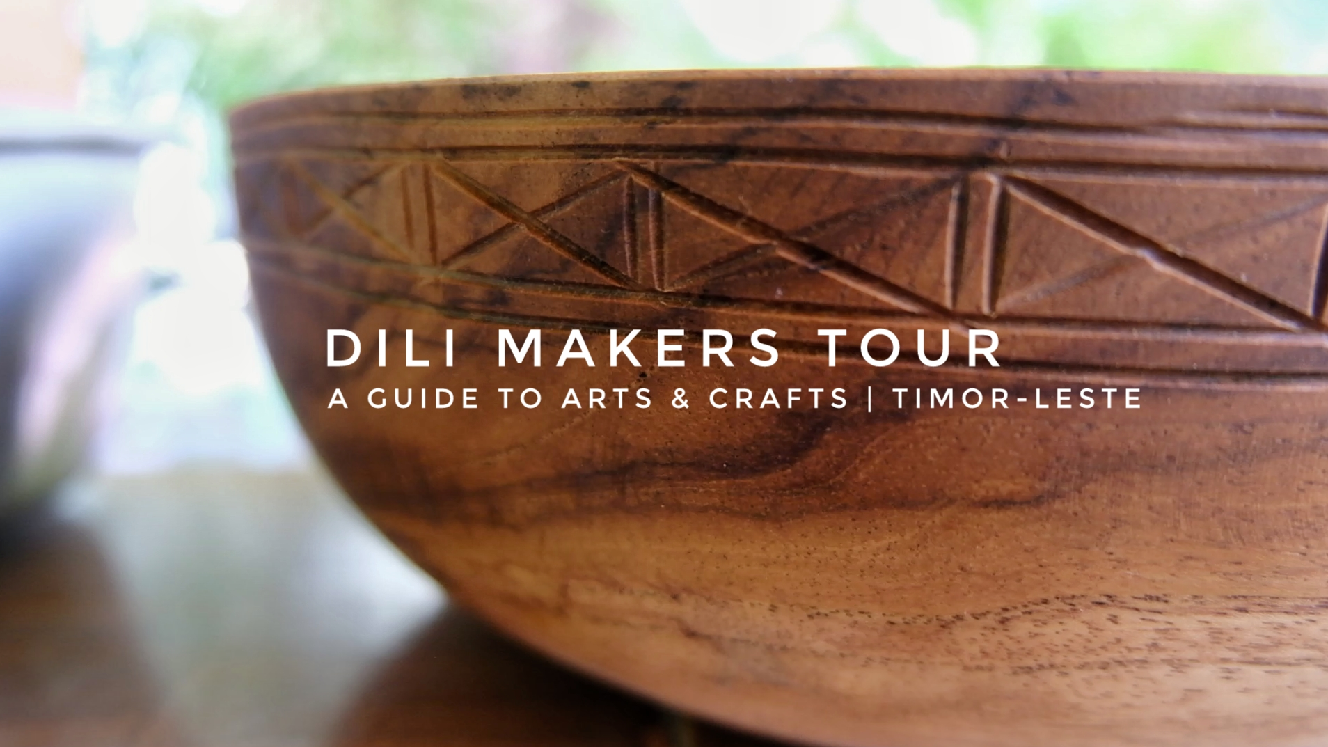 Dili Makers Tour: A Guide to Arts & Crafts | Timor Leste