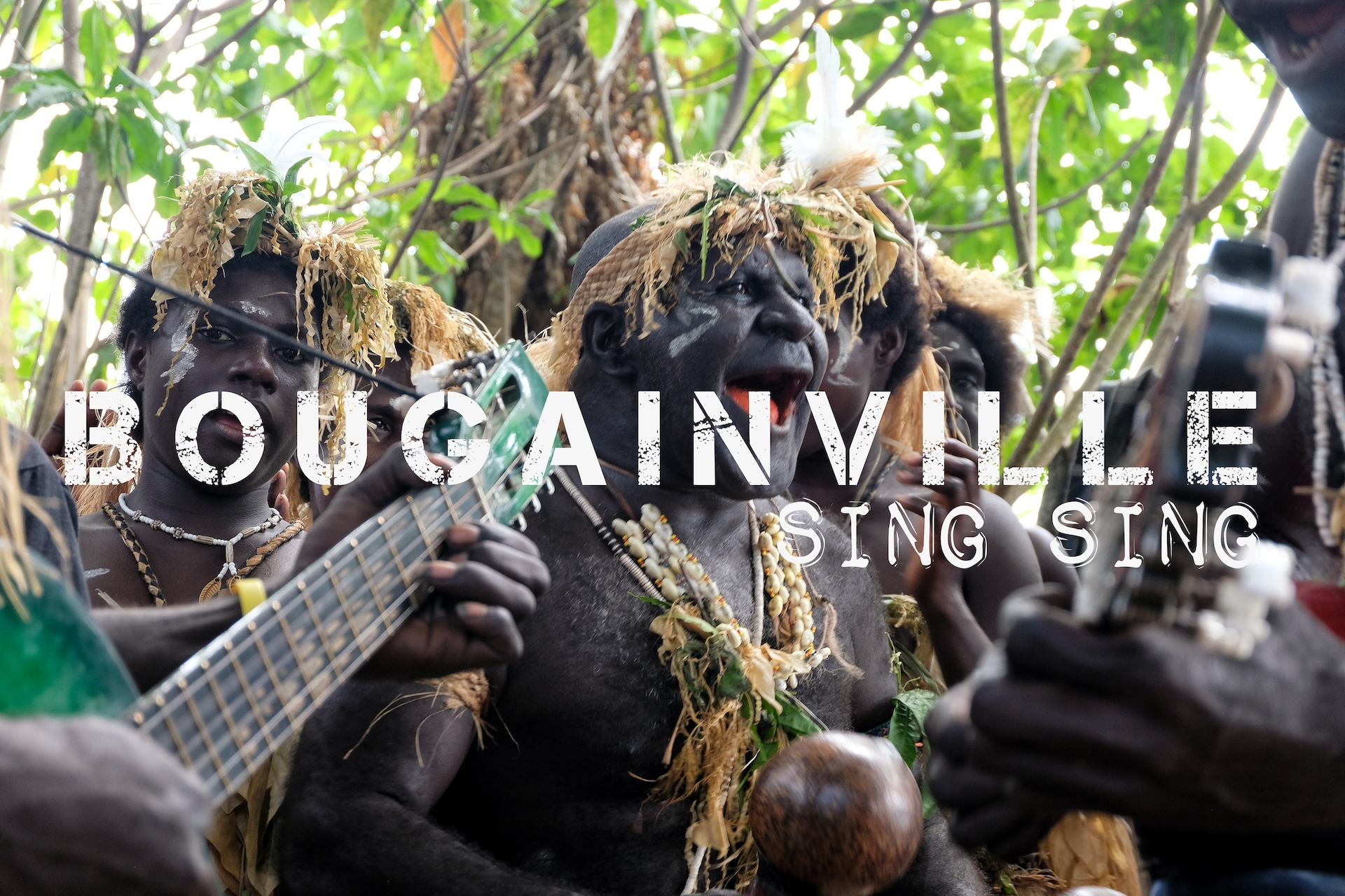 I'll Never Forget This Moment | A Spontaneous Sing Sing In Bougainville