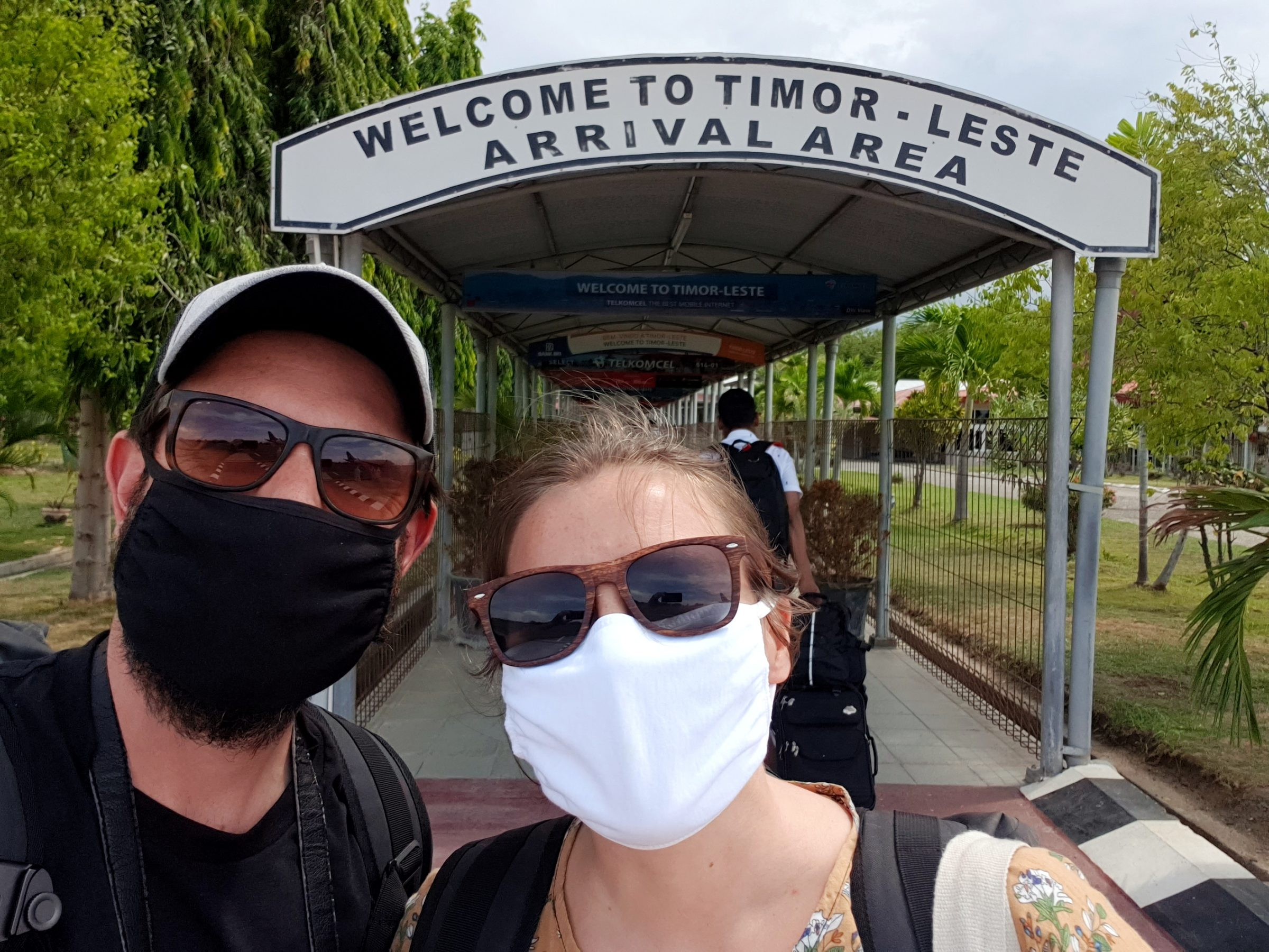 We're making OUR WAY BACK to Timor Leste after repatriation home to New Zealand earlier in the year