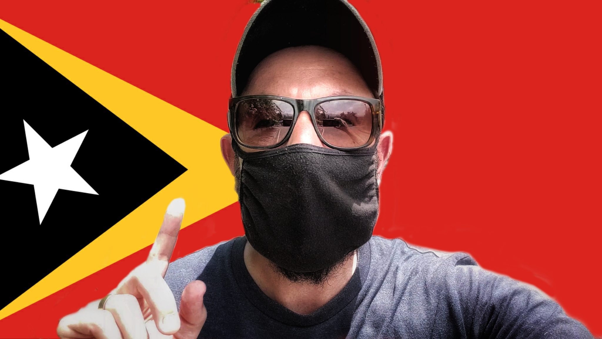 A Day In The Life Of An Expat And Content Creator In Timor Leste