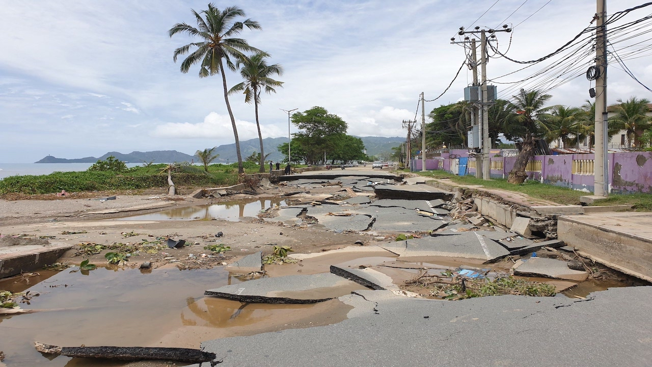 The Aftermath of the Flash Floods in Dili, Timor-Leste