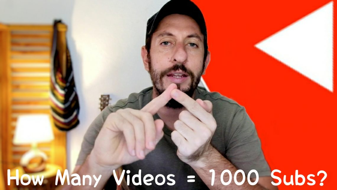 Growing to 1000+ subscribers - HOW MANY VIDEOS + HOW LONG IT TOOK TO MONETIZE MY YOUTUBE CHANNEL?
